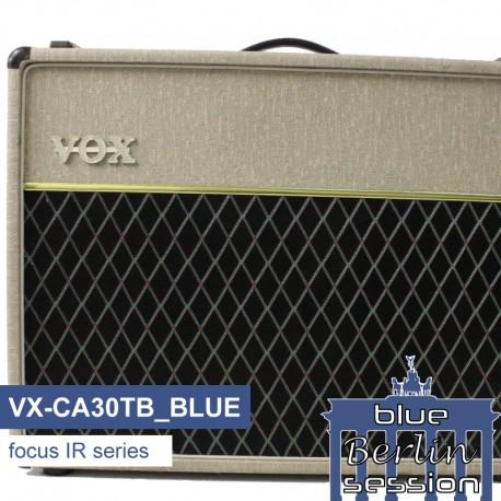 VX-CA30TB_BLUE (basierend auf VOX™ AC30 / 6 TB mit VOX™ Alnico Blue Speakern)