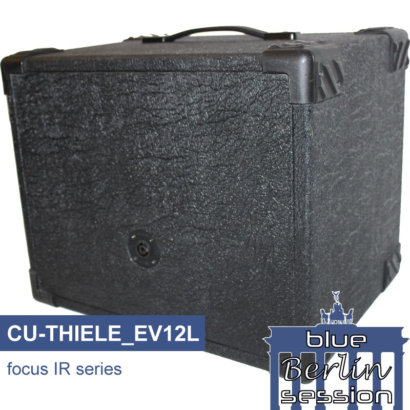 CU-THIELE_EV12L guitar impulse response IR library, based on