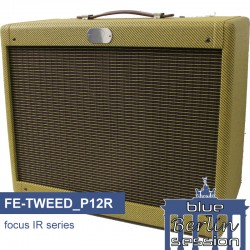 FE-TWEED_P12R (based on a Fender™ Tweed Deluxe clone)