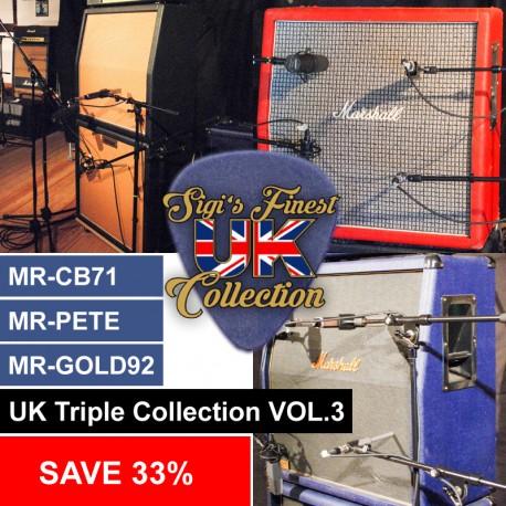 UK Triple Collection VOL.3 - CB71 + PETE + GOLD92