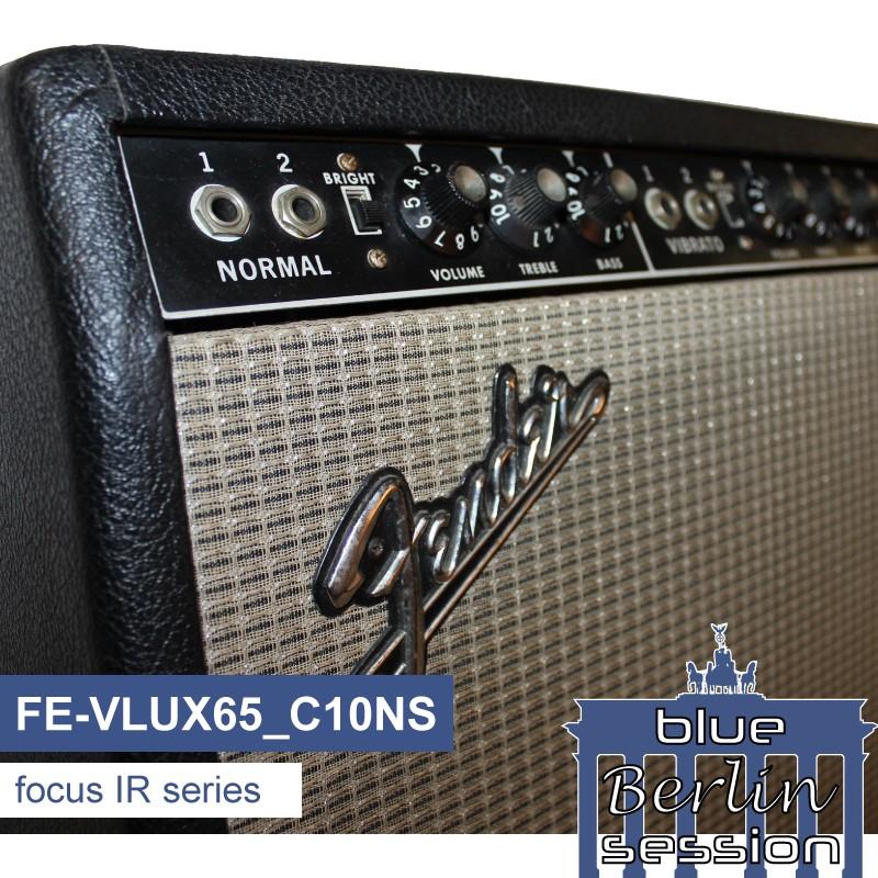 FE-VLUX65_C10NS guitar impulse response IR library, based on