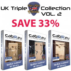 UK Triple Collection VOL.2 - MODE4 + 8X10 + JIMI
