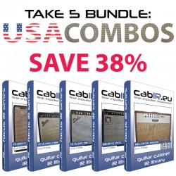 TAKE 5: USA COMBOS BUNDLE
