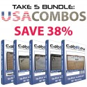 TAKE 5: USA COMBOS BUNDLE